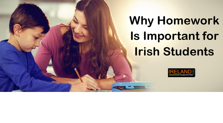 Why Homework Is Important for Irish Students
