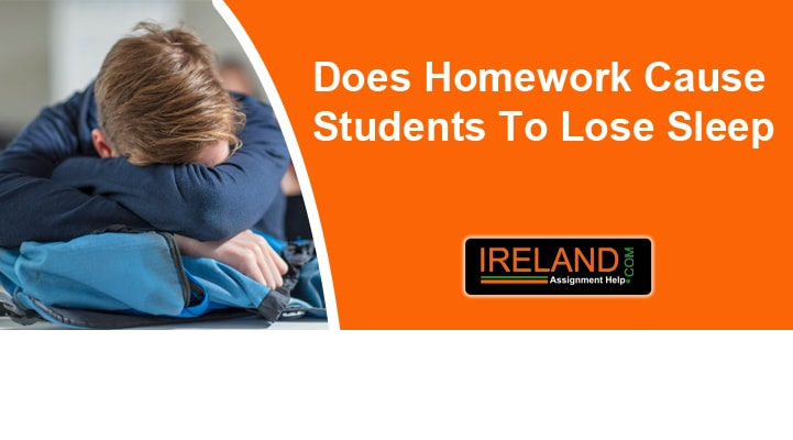Does Homework Cause Students To Lose Sleep?