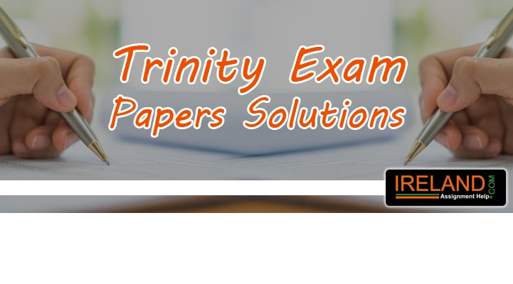 Trinity College Past Exam Papers Solutions