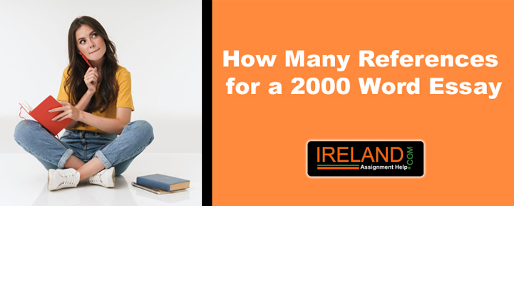 How Many References For A 2000 Word Essay
