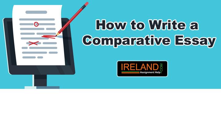 How To Write A Comparative Essay