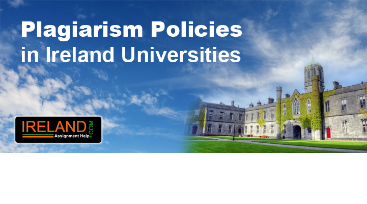 Plagiarism Policies in Ireland Universities