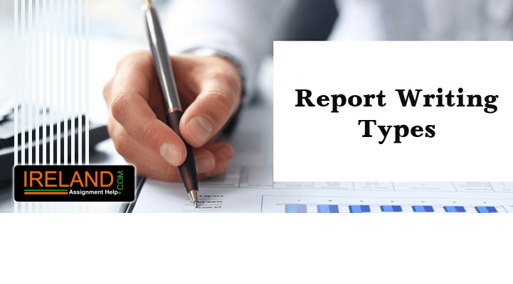 Report Writing Types
