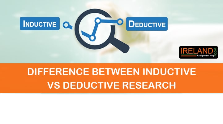Difference between inductive Vs deductive Research