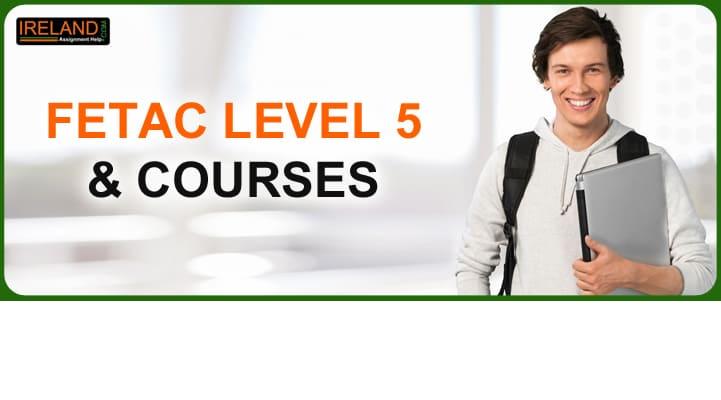 FETAC Level 5 & Courses