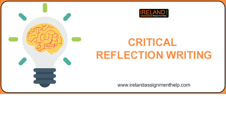 What is critical reflection writing?
