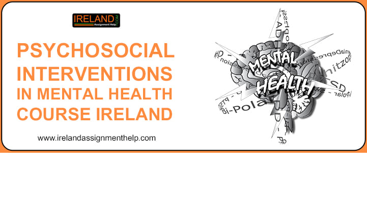 Psychosocial interventions in mental health course