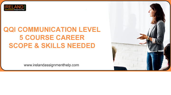 QQI Communication Level 5 Course Career Scope